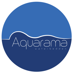 Aquarama Waterbedden logo